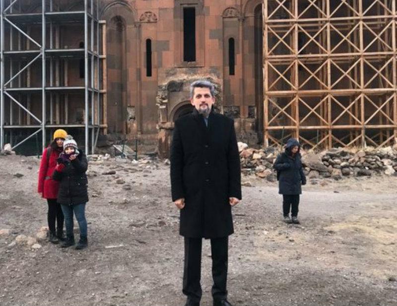 Անին, հակառակ բոլոր ջանքերին, տխուր է. Կարո Փայլանն այցելել է հայկական հնագույն մայրաքաղաք