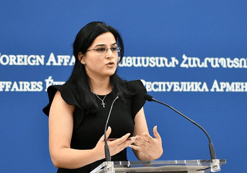 Հայաստանը չի սահմանափակում իր քաղաքացիների ազատ տեղաշարժը. ՀՀ ԱԳՆ-ը արձագանքել է Ուկրաինայի դեսպանատանը