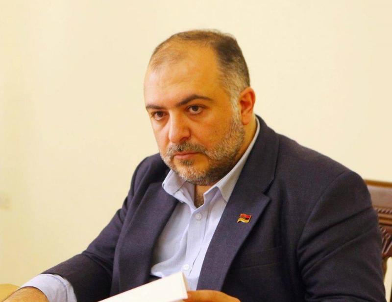 Մաշալյանի հայտարարությունը թուրքական իշխանությունների հակահայ քաղաքականության վկայությունն է. Վահագն Թևոսյան