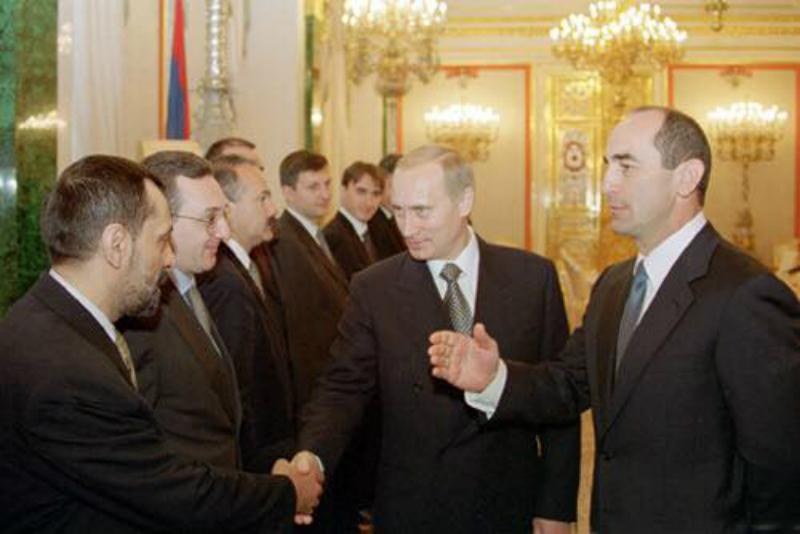 Քոչարյան-Պուտին հանդիպո՞ւմ. Ինչ է քննարկվել ՀՀ-ում ՌԴ դեսպանի և Քոչարյանի միջև հանդիպմանը. «Ժամանակ»
