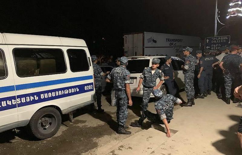 13 անձ է ձերբակալվել Իջևանի անկարգությունների դեպքով. Քննչական կոմիտեի մամուլի խոսնակ