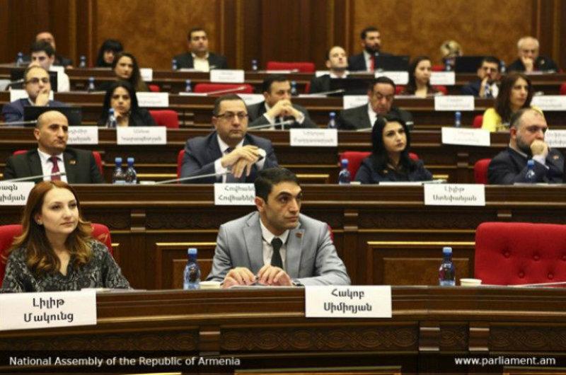 ԱԺ-ն ընդունեց խորհրդականի պաշտոն զբաղեցնելու համար սահմանված տարիքային շեմն իջեցնելու նախագիծը