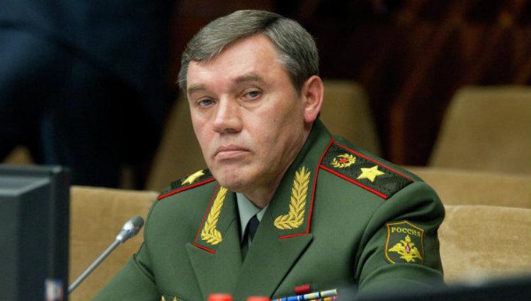 ՌԴ Զինված ուժերի Գլխավոր շտաբի պետը այցով գտնվում է Ադրբեջանում