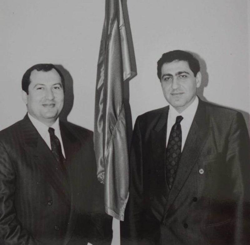 «Ես կորցրեցի վաղեմի ընկերոջս...». նախագահ Արմեն Սարգսյանը ցավակցություն է հայտնել Արման Կիրակոսյանի մահվան կապակցությամբ