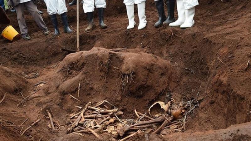 Բուրունդիում գտնվել են գերեզմանատներ վեց հազար մարդու աճյուններով