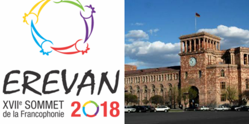 Երևանում մեկնարկեցին ֆրանկոֆոնիայի գագաթնաժողովի միջոցառումները