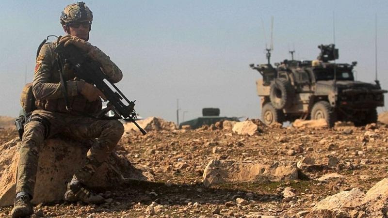 Պենտագոնը հաստատում է՝ Իրաքից զորքերը դուրս բերելու մտադրություն չունեն