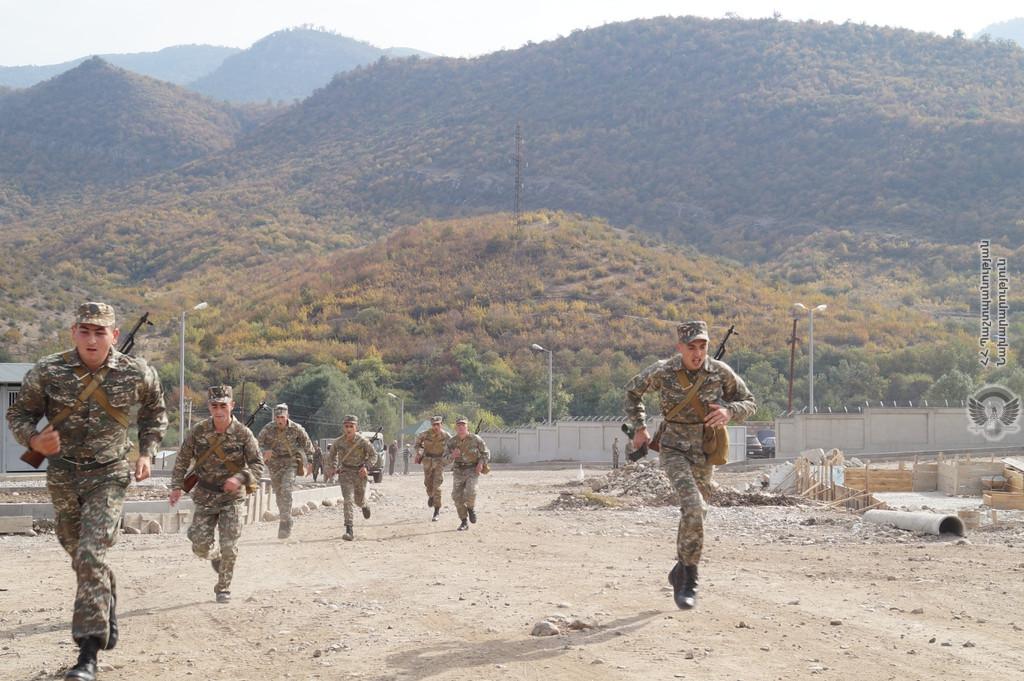 ՊՆ-ն առաջարկում է վերաբացել բանակային մարզական ակումբները