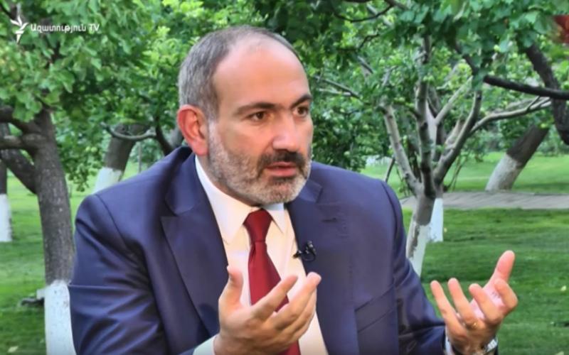 Եթե Քոչարյանը քաղբանտարկյալ է, ապա ես կարող եմ տանկերը մտցնել Երևան, ճզմել ընդդիմադիր դրսևորումները․ Փաշինյան