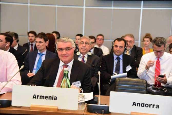 ՀՀ ԱԳ փոխնախարարը մասնակցել է ԵԱՀԿ անվտանգության վերանայման տարեկան համաժողովին