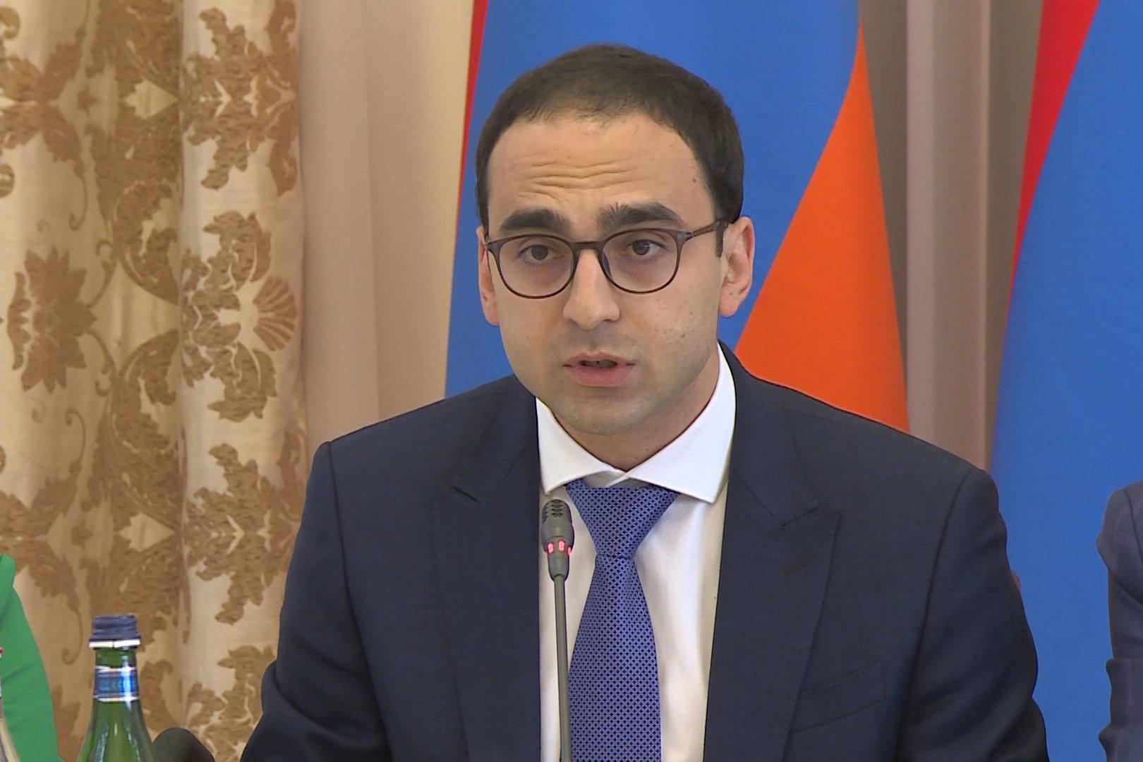Հայաստանի և Վրաստանի միջև քաղաքական երկխոսությունը գտնվում է շատ բարձր մակարդակի վրա. Ավինյան
