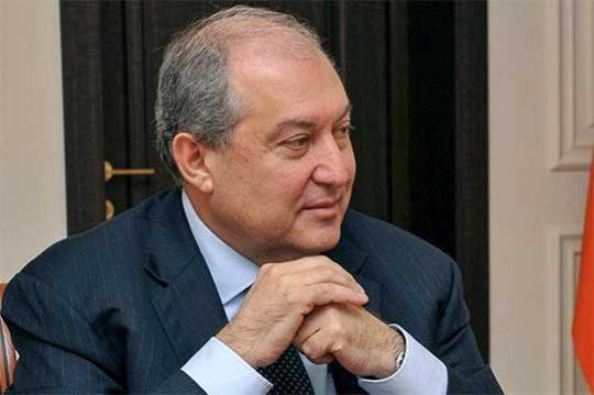 Նախագահ Արմեն Սարգսյանը պատասխանել է «ՀԲՃ»-ի բաց նամակին