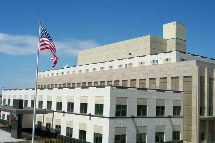 ԱՄՆ դեսպանատունը դատապարտում է հայ ԼԳԲՏԻ ակտիվիստների վրա հարձակումը