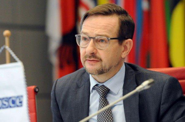ԵԱՀԿ Գլխավոր քարտուղար շնորհավորական ուղերձ է հղել Արմեն Սարգսյանին