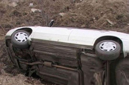 Ավտովթար է տեղի ունեցել Երևան-Մեղրի ճանապարհին. կան տուժածներ