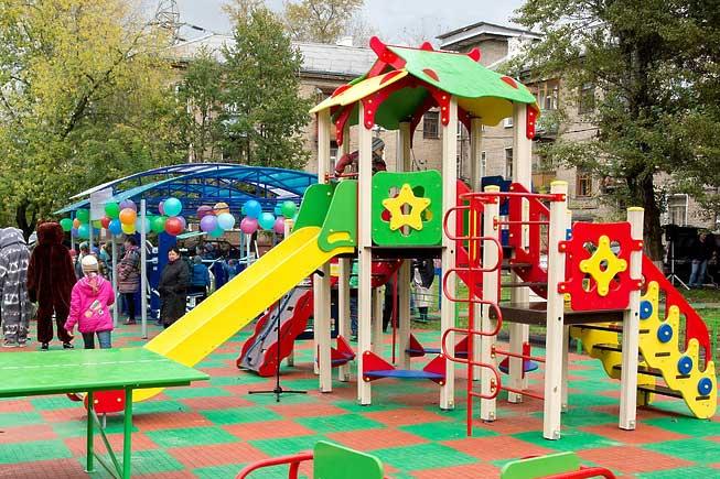 Ռուսաստանում մանկական խաղահրապարակները հանգստի համար վտանգավոր են ճանաչվել