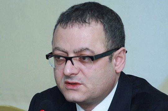 Ալեքսան Հարությունյանն ազատվել է վարչապետի գլխավոր խորհրդականի պաշտոնակատարի պաշտոնից