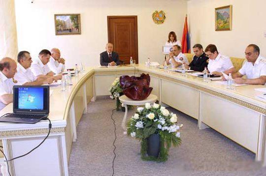 ՀՀ քննչական կոմիտեում կոլեգիայի նիստ է անցկացվել