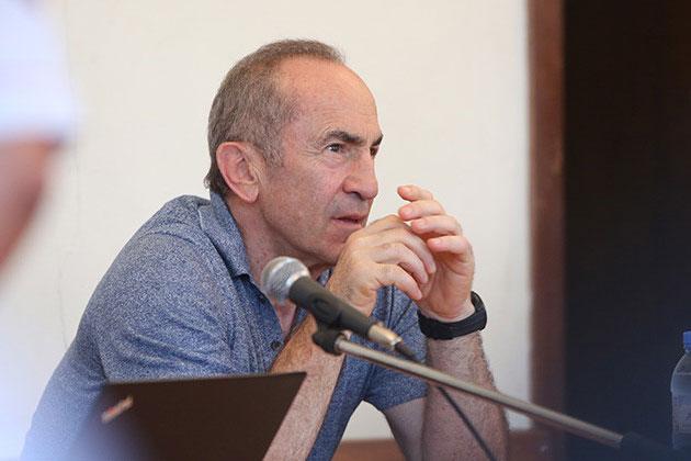 Ռոբերտ Քոչարյանին «Նաիրի» ԲԿ-ից տեղափոխում են «Էրեբունի» ԲԿ. Factor.am