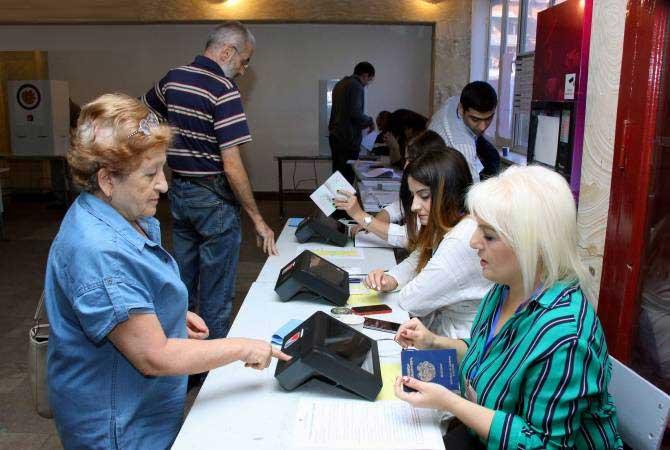 Ոստիկանությունն ընտրություններից առաջ ճշգրտել է ընտրողների ցուցակները