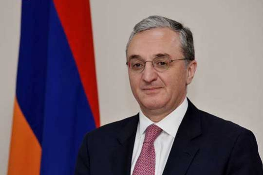 ԱԳ նախարար Զոհրաբ Մնացականյանը կմեկնի Բրյուսել