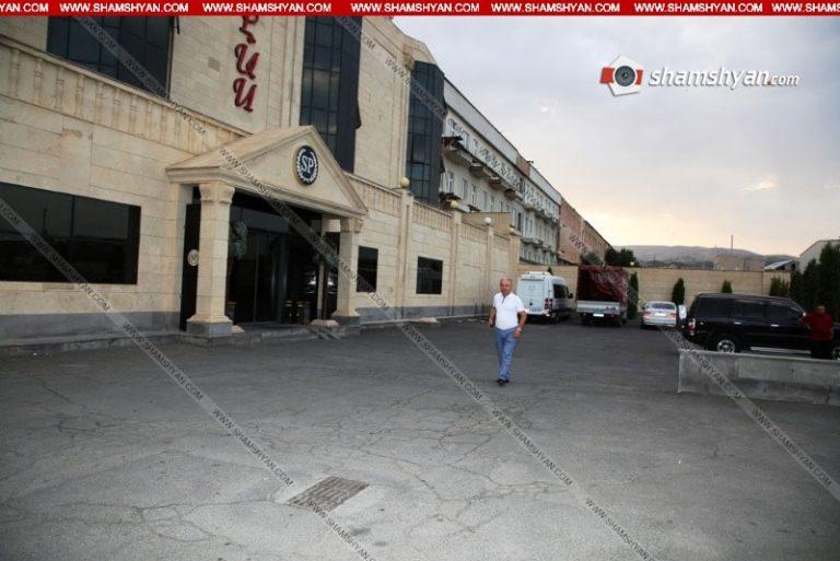 Ջրվեժի «Սոչի Պալաս» հյուրանոցային համալիրի մոտից 2 դանակահարված երիտասարդ է տեղափոխվել հիվանդանոց