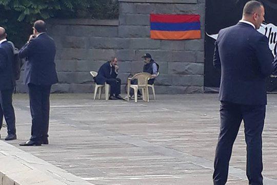 Գարեգին Չուգասզյանը դադարեցրեց հացադուլը․ վարչապետ