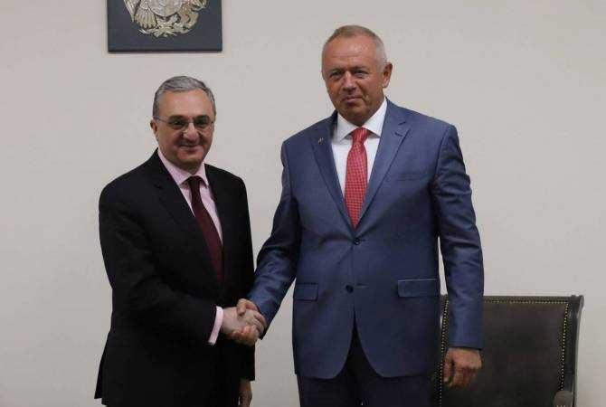 ՀՀ արտգործնախարարն ու ՌԴ պաշտպանության փոխնախարարը քննարկել են ռազմական ոլորտում համագործակցության խորացումը