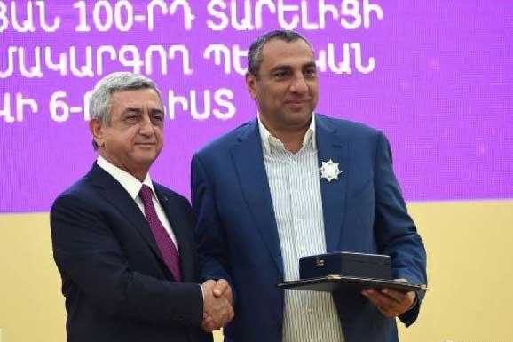 Սերժ Սարգսյանը հանդիպել է ՀՀԿ-ի գործարարների հետ. Aravot.am