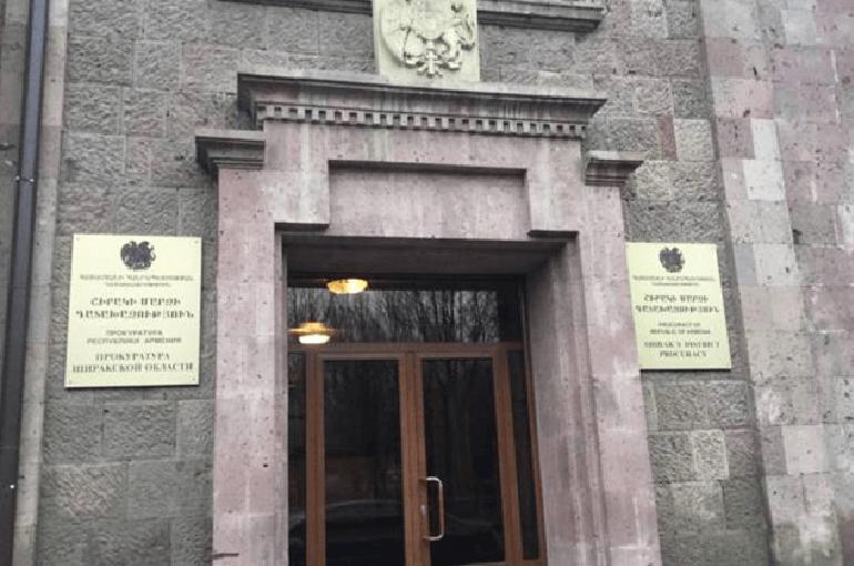 Կոռուպցիոն չարաշահումներ՝ Գյումրու մանկապատանեկան համալիր մարզադպրոցում և ինֆեկցիոն-հակատուբերկուլյոզային հիվանդանոցում. քրեական գործեր են հարուցվել