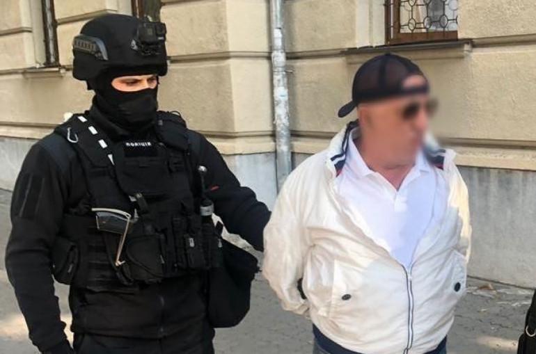 Ուկրաինայում ձերբակալել են հանցավոր խմբավորման ղեկավար Սամվել Դոնեցկիին