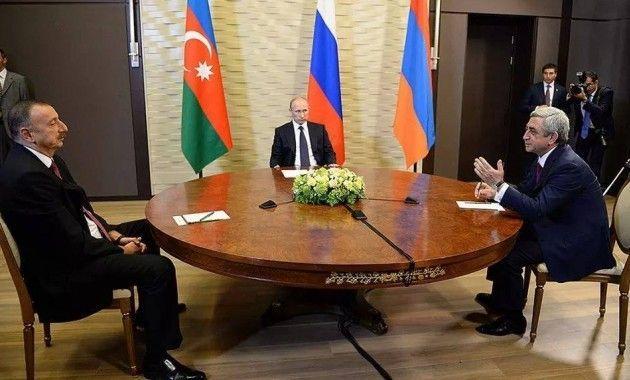 ՌԴ-ի խաղաղապահ դերը ամրապնդում է նրա ազդեցությունը տարածաշրջանում. Financial Times