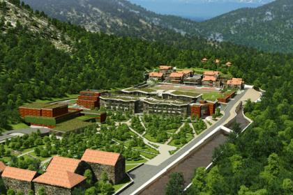 Դիլիջանի միջազգային դպրոցը՝ թռչնի թռիչքի բարձրությունից (լուսանկար)