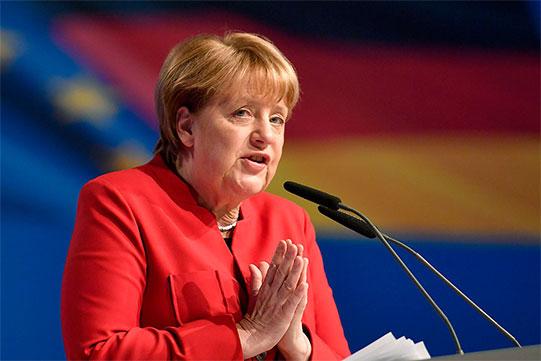 Անգելա Մերկելը կարող է դառնալ Եվրոպական հանձնաժողովի նախագահը