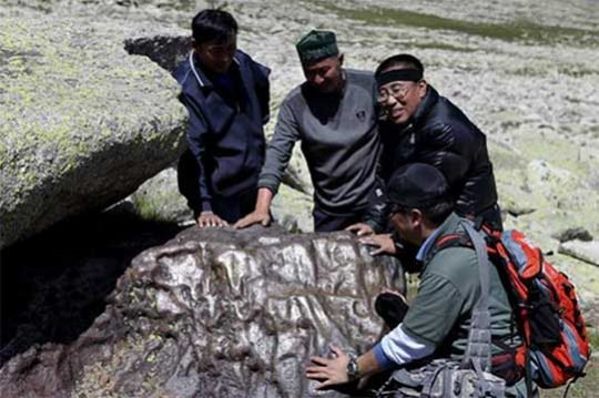Չինական գյուղի վրա երկնաքարի բեկորների անձրև է տեղացել