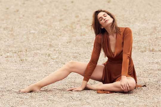Սինդի Քրոուֆորդը նկարահանվել է նոր ֆոտոսեսիայում