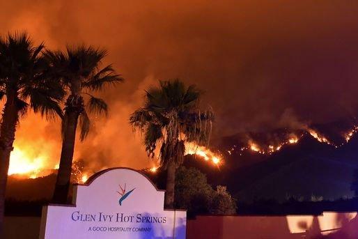 Հրդեհ Լոս Անջելեսի մերձակայքում. 20 հազար մարդ տարհանվել է