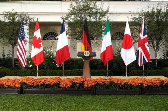 «Մեծ յոթնյակի» երկրներն անհանգստացած են ԱՄՆ-ի նոր մաքսատուրքերից