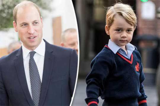 Արքայազն Ջորջը ամենաոճային բրիտանացիների ցանկում առաջ է անցել հորից