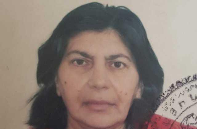 Գյումրիի բնակչուհին որոնվում է որպես անհետ կորած