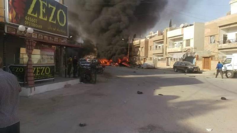 Ղամիշլիում ահաբեկչական հարձակումից մարդիկ են զոհվել