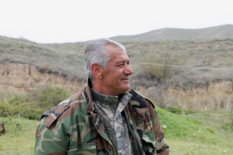 Մահացել է լեգենդար հրամանատար Ջերմուկի Համոն