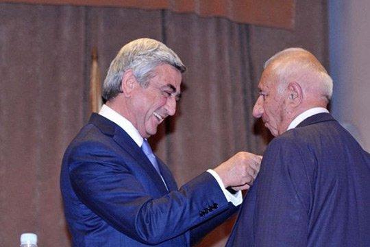 Սերժ Սարգսյանը մասնակցել է ՀԱԱՀ հիմնադրման 85-ամյակին նվիրված միջոցառումներին