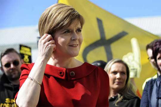 Շոտլանդիայի առաջին նախարարը անկախության նոր հանրաքվե է նախաձեռնում