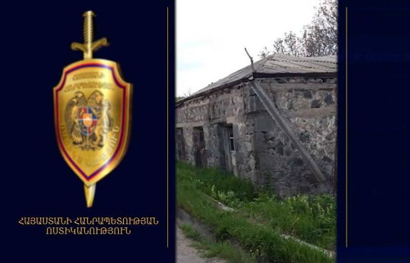 Ոստիկանները ապօրինություններ են բացահայտել Սյունիքի Խնձորեսկ գյուղում. տեսանյութ