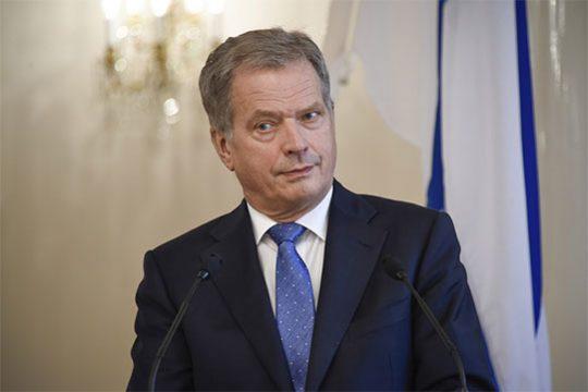 Ֆինլանդիայի նախագահը որդուն անվանակոչել է նրա ծննդից երկու ամիս անց
