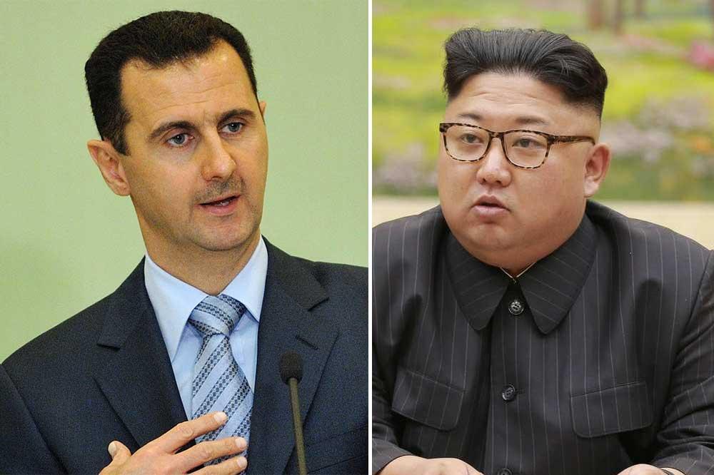 Ասադը մտադիր է այցելել Հյուսիսային Կորեա և հանդիպել Կիմ Չեն Ընի հետ