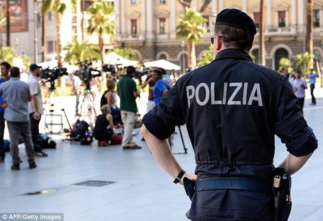 Հռոմում ձերբակալվել է ահաբեկչական գործունեության մեջ կասկածվող անձ