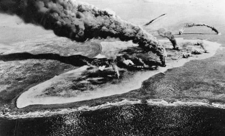 «1942թ. հունիսի 4-ին սկսվեց Միդուեյի համար մղվող ծովային ճակատամարտը»