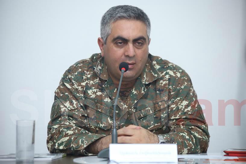 Ադրբեջանի զինուժն ընդհանուր առմամբ կրակել է ՀՀ ՊՆ 3-րդ բանակային կորպուսի ուղղությամբ